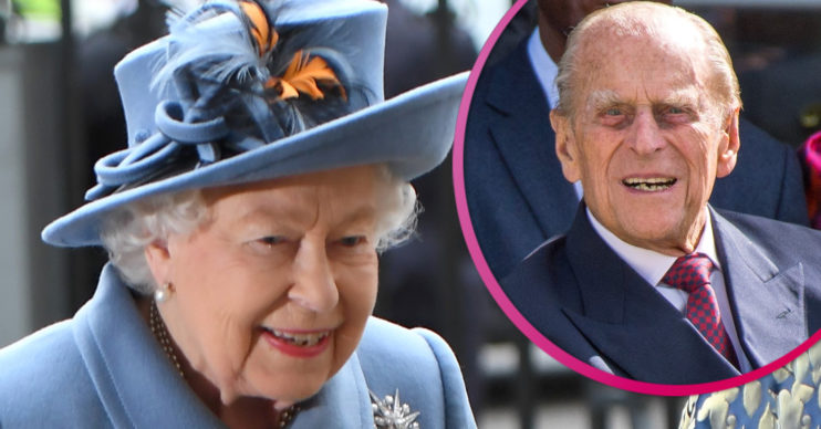 The Queen Instagram and Prince Philip