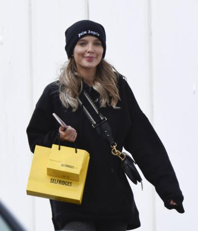 Helen Flanagan gave birth to her third child in March