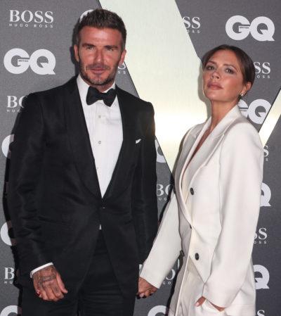 David Beckham sent Kate Garraway's children a personal message of support