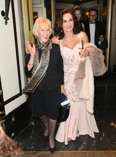 Shirley Ballas and mother Audrey
