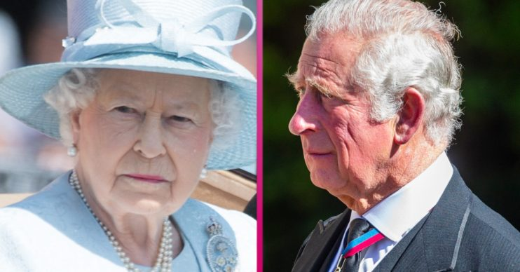The Queen and Prince Charles 2021