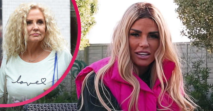 Katie Price and Carl intend to get married this year so mum Amy can attend