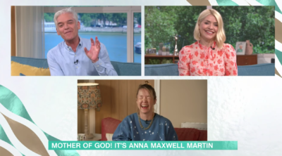 Anna Maxwell Martin talks about her Line of Duty character on This Morning