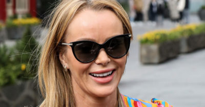 amanda holden holiday