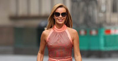 amanda holden fitness routine