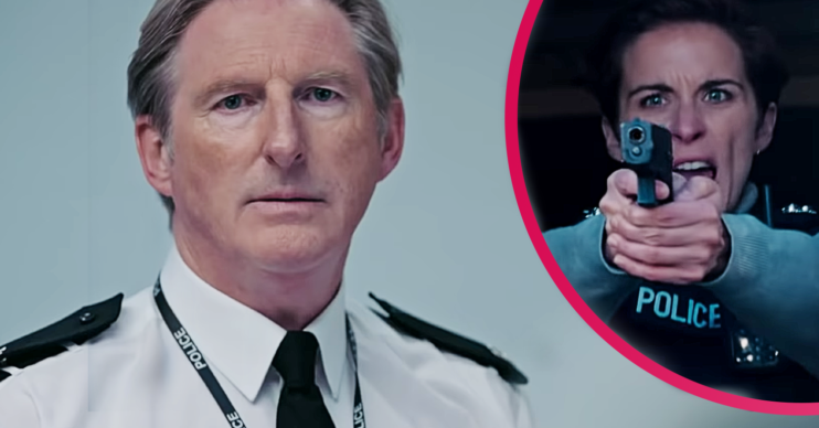 The trailer for the Line of Duty finale teases an explosive ending