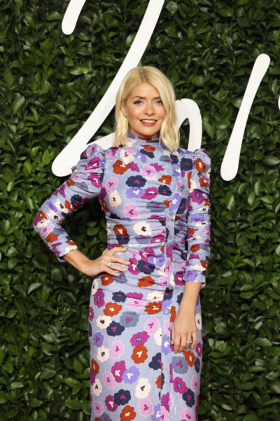 Holly Willoughby launches her new book