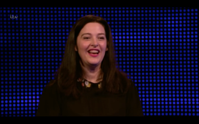 Anna on the chase