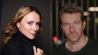 Keeley Hawes and Max Beesley have been cast in The Midwich Cuckoos (Credit: Sky)