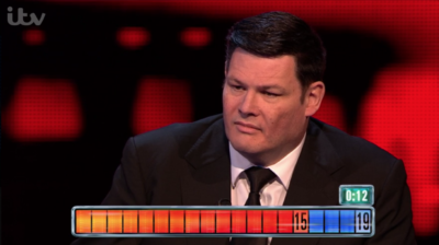 Mark Labbett wants his own show