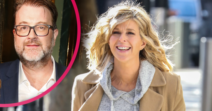 Kate Garraway on her new routine now Derek is at home