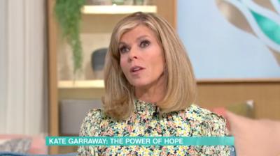 Kate garraway on this morning