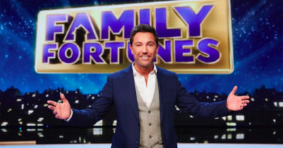 Family Fortunes with Gino D'Acampo