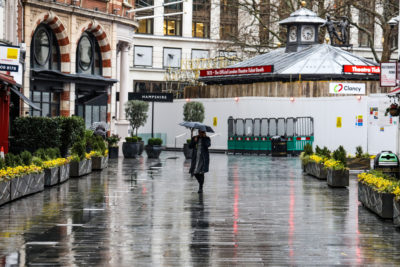 UK bank holiday weather will be a washout