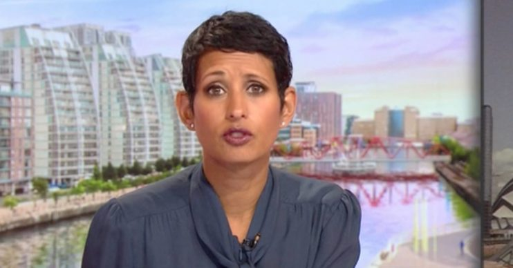 Naga Munchetty apologises to BBC Breakfast guest for 'mean' comment