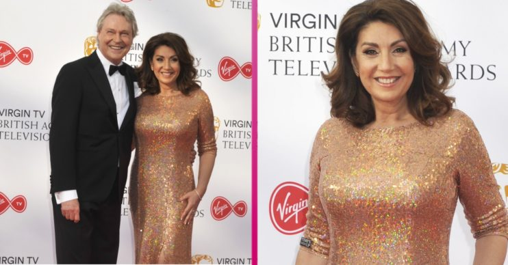 Jane McDonald vows to love life after death of partner Eddie Rothe