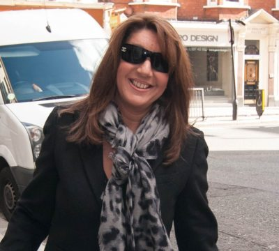 Jane McDonald is stepping back from the cruise scene