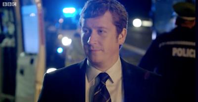 Ian Buckells in series one of Line of Duty