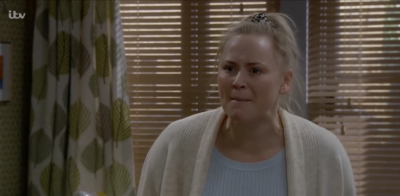 Amy currently stars as Tracy Metcalfe in Emmerdale