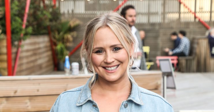 Emmerdale actress Amy Walsh has shown off a stylish new hairstyle to fans