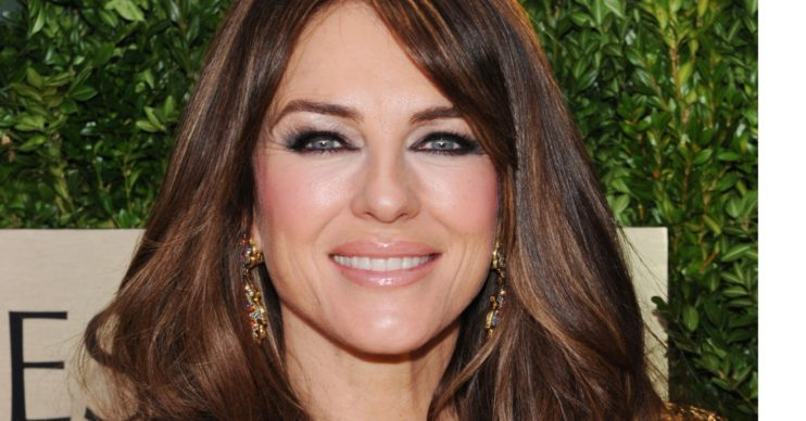 Actress Elizabeth Hurley looks incredible in her latest bikini Instagram picture