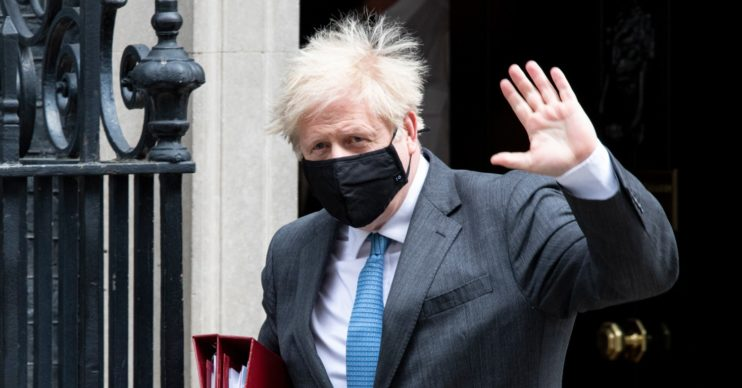 Prime Minister Boris Johnson promises the UK will be able to stop social distancing