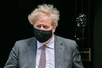 Boris Johnson believes social distancing should end next month
