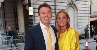 bradley walsh and wife