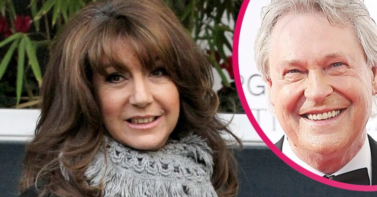 Jane McDonald and Eddie Rother