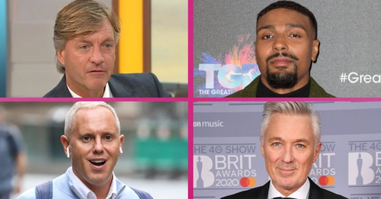 Richard Madeley Loose Women all-male