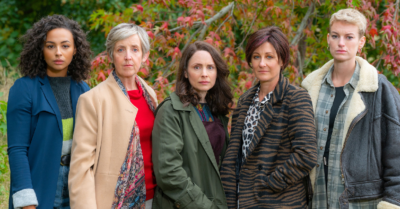The Pact BBC One cast