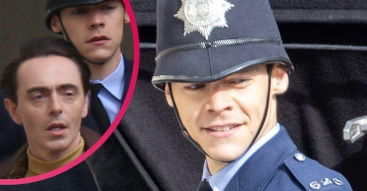 My Policeman composite