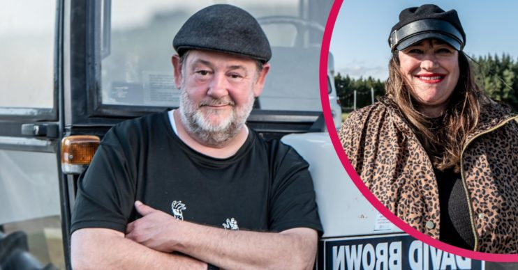 Johnny Vegas: Carry on Glamping composite