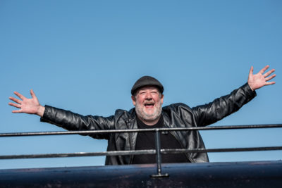 Johnny Vegas Carry on Glamping TV Show
