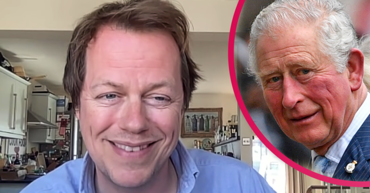 Tom Parker Bowles and Prince Charles