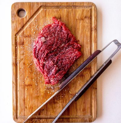 Raw meat trend