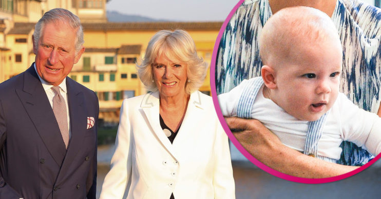 Charles and Camilla celebrate Archie birthday