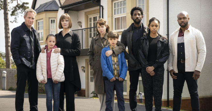 Hollington Drive on ITV - when does it start?