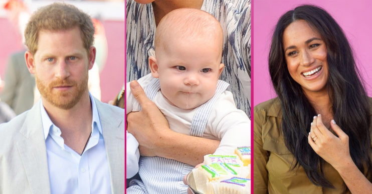 Prince Harry and Meghan mark Archie birthday