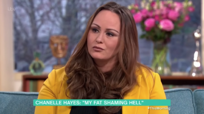 Chanelle Hayes weight loss