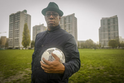 Ian Wright in Home Truths on BBC One