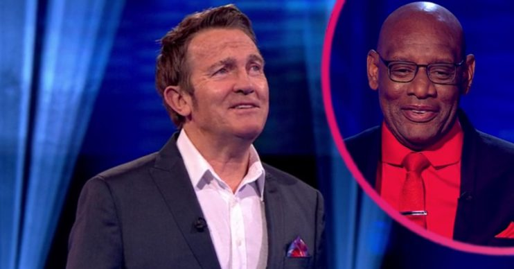 Beat The Chasers host Bradley Walsh