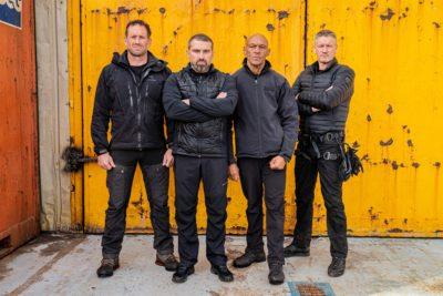 SAS Who Dares Wins new series