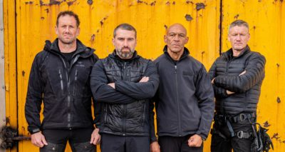 Foxy, Ant, Melvyn and Billy on SAS: Who Dares Wins