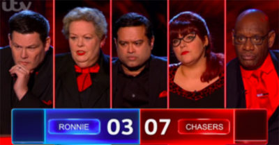 beat the chasers itv money