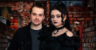 Sepp Franklin e Nina Lucas