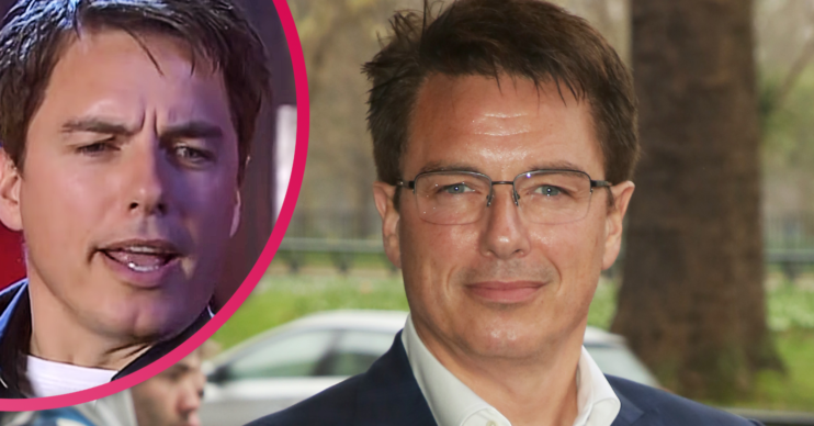 John Barrowman apologises after 'exposing himself' on Doctor Who spin-off Torchwood