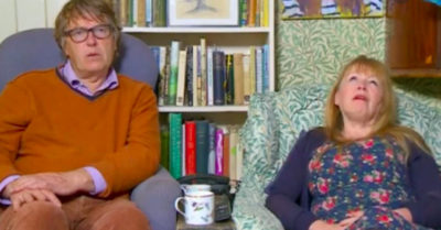 Gogglebox how to apply to work with Giles and Mary