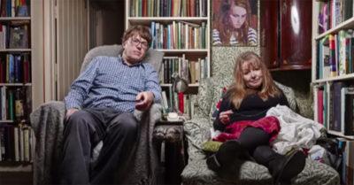 Gogglebox Giles and Mary 2021