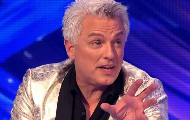 ITV bosses remain tight lipped over whether John will return to Dancing On Ice
